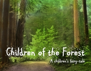 Children of the Forest working cover